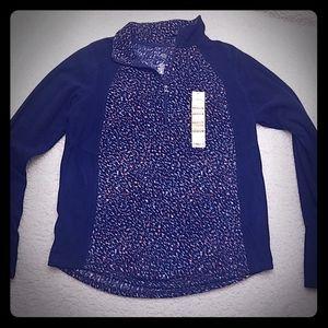 Women's long sleeve pullover